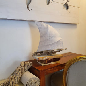 Medium Sailboat Lamp