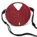 Load image into Gallery viewer, Handmade KNOT Circle Bag