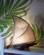 Load image into Gallery viewer, Small Sailboat Lamp