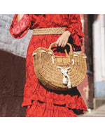 Load image into Gallery viewer, Handmade CANOA Basket