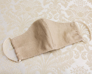 Linen Reusable Face Mask