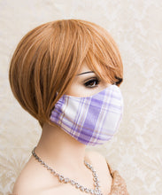 Load image into Gallery viewer, Lavender Reusable Face Mask