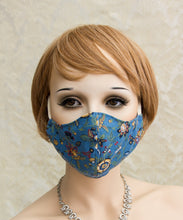 Load image into Gallery viewer, Cute Floral Print Cloth Face Mask