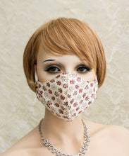 Load image into Gallery viewer, Flowers Washable Reusable Face Mask