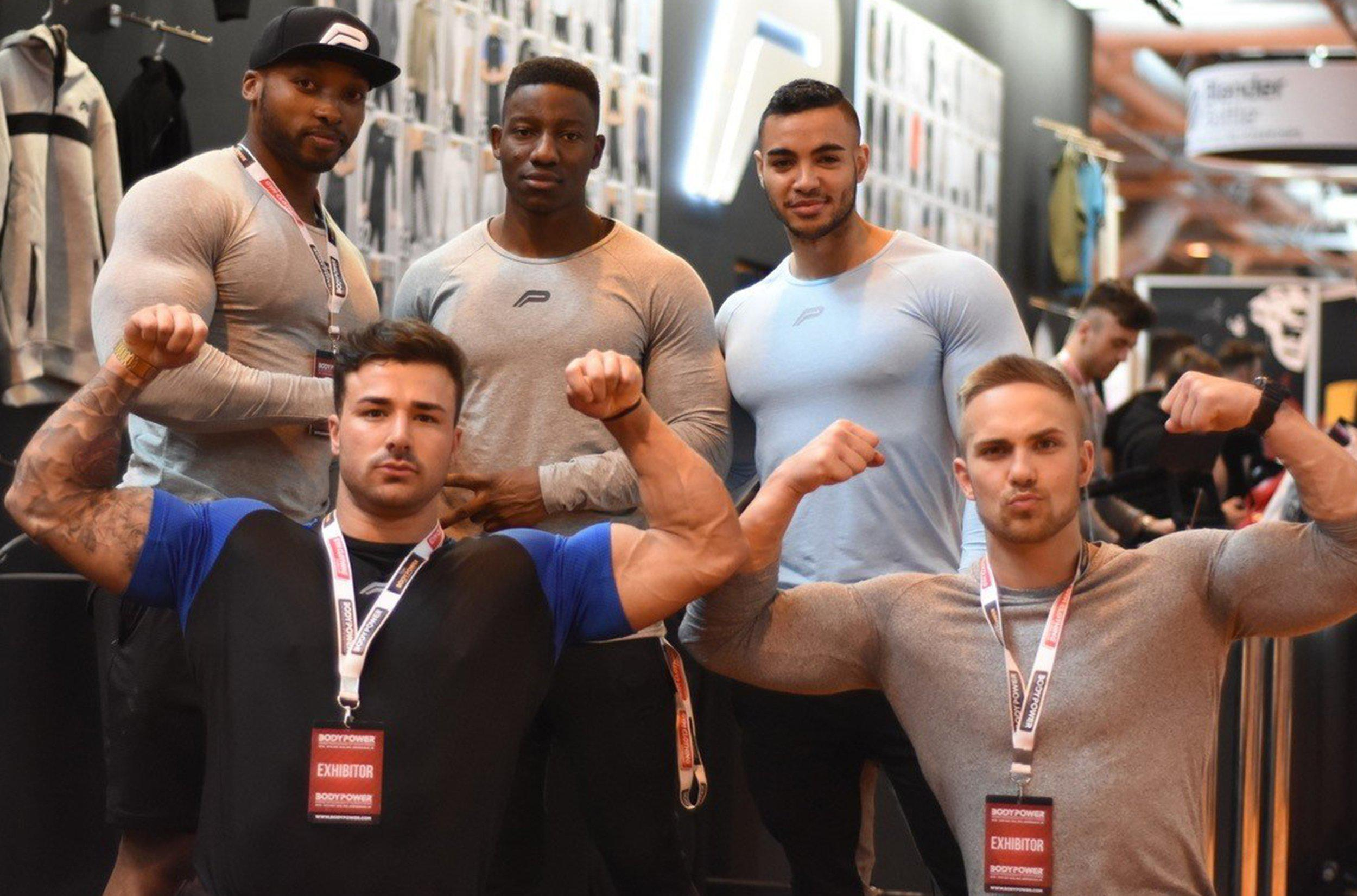 Pursue Fitness / BodyPower 2017