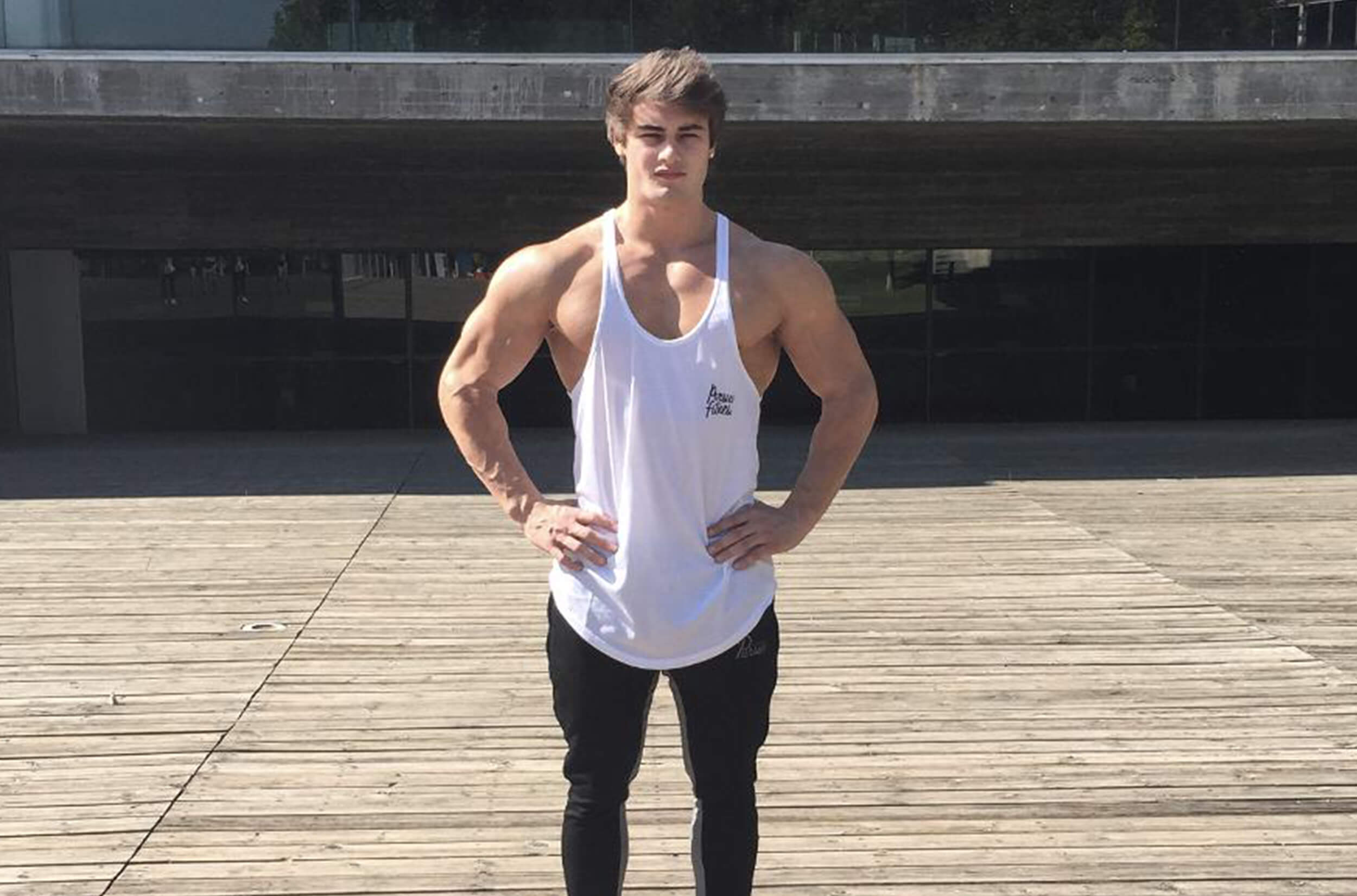 Pursue Fitness Ft. Jeff Seid