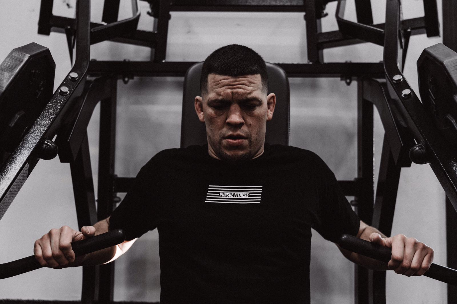 Nate Diaz x Pursue Fitness