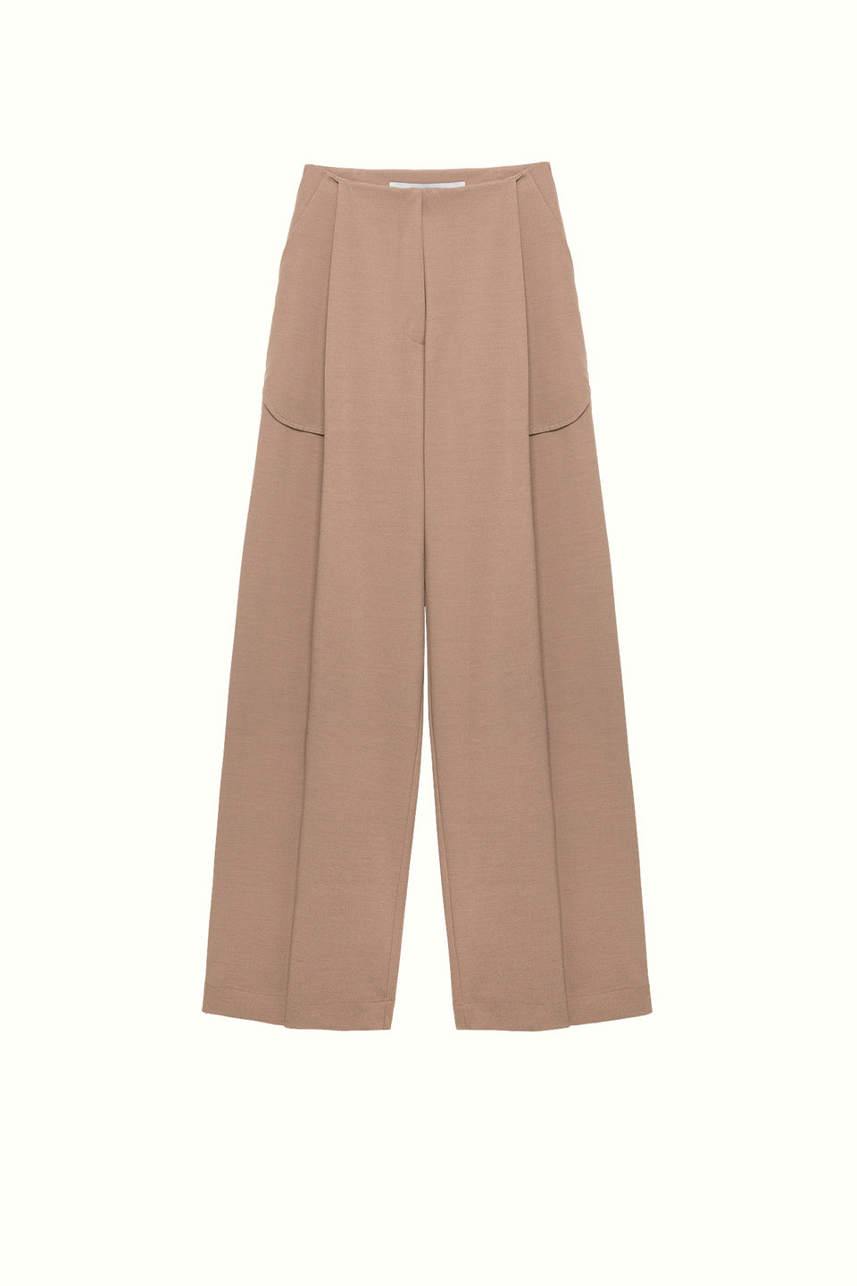 Folded Pocket Trousers