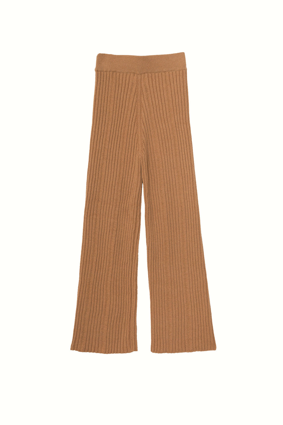 Knit Loose Trousers