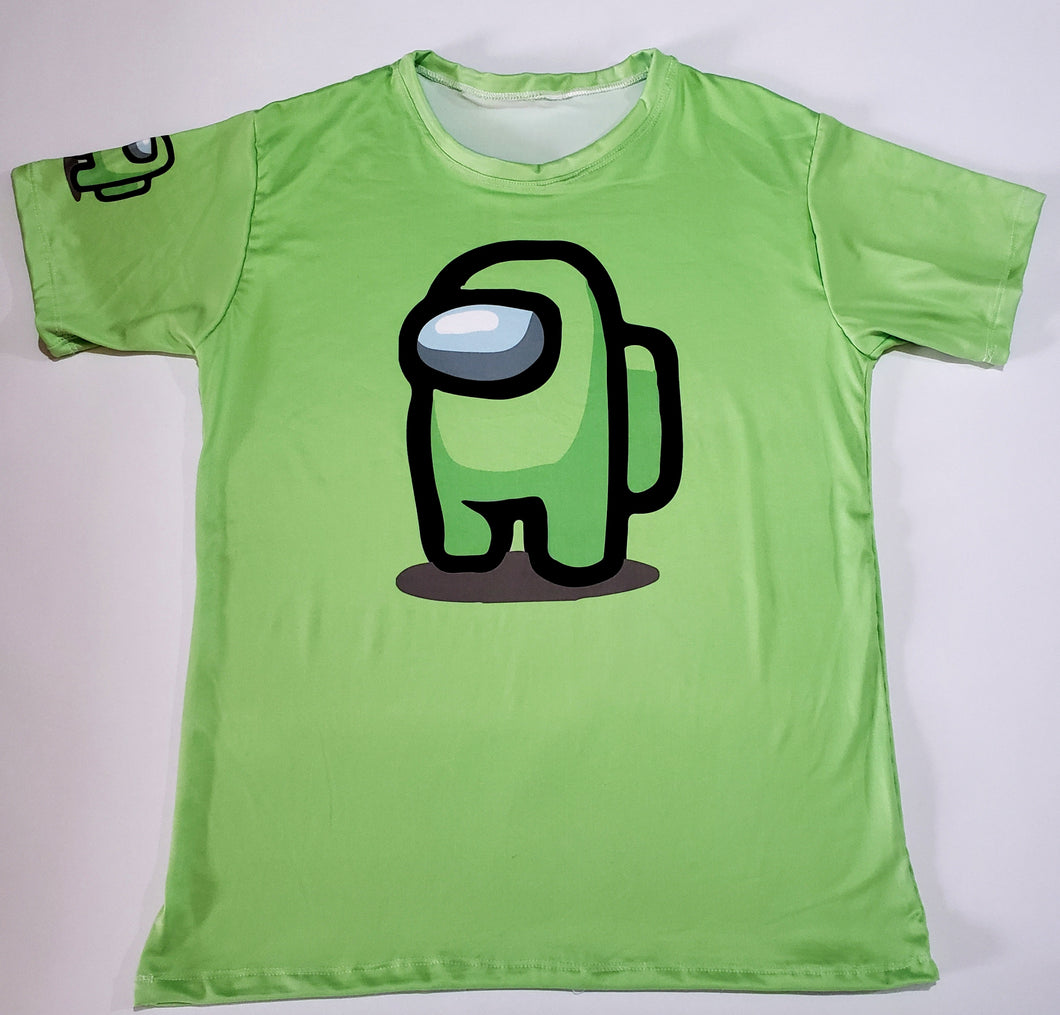 Copia de Playera Am¤ng U$ Green