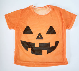 Crop top mesh Calabaza