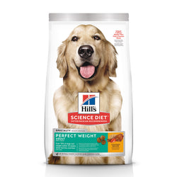 Science Diet Dog Dry Perfect Weight 12.9kg