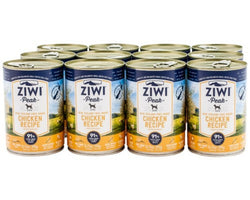 Ziwi Peak Dog Wet Chicken 390G 12pk