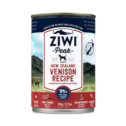 Ziwi Peak Dog Wet Lamb 390G 12pk