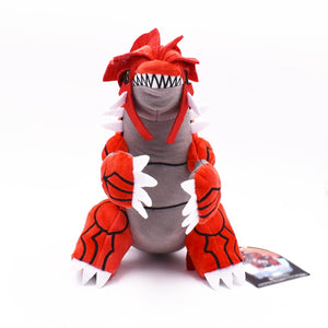 Groudon 28cm Plush Pokemon Toy - The Poké-Place