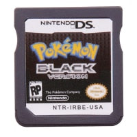 Pokémon Black Nintendo 3DS 2DS DS - The Poké-Place