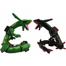 Load image into Gallery viewer, Green/Shiny Rayquaza 80cm Plush Pokemon Toy - The Poké-Place