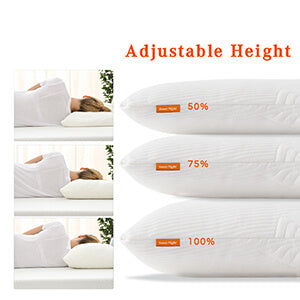 Sweet Night Breathable Adjustable pillow