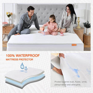 Sweet Night Topper Protector with Waterproof