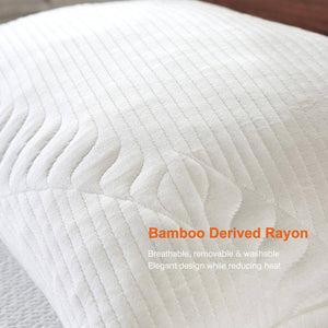 Sweet Night Combination Pillow With Bamboo Cover