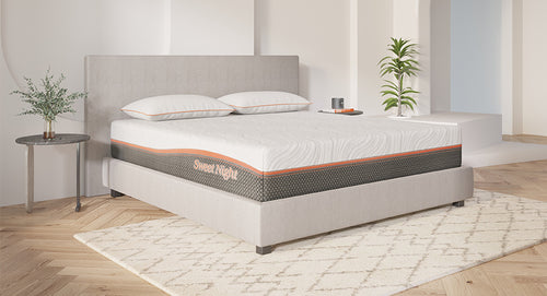 queen mattress size in inches - Sweetnight