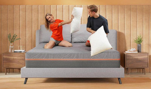 feature of Whisper Double-Sided Mattress
