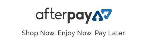 afterpay shop now enjoy now and pay later