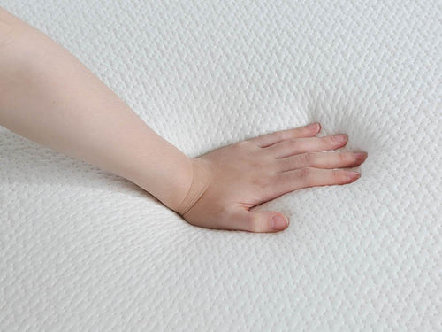 Supportive Pressure Relief cooling gel infused memory foam mattress
