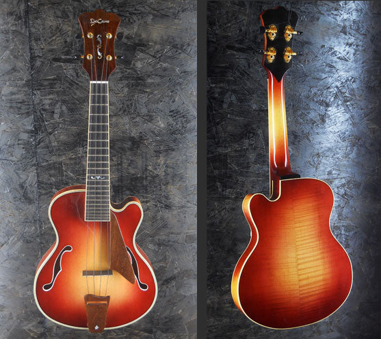 DeCava Jazz Ukulele
