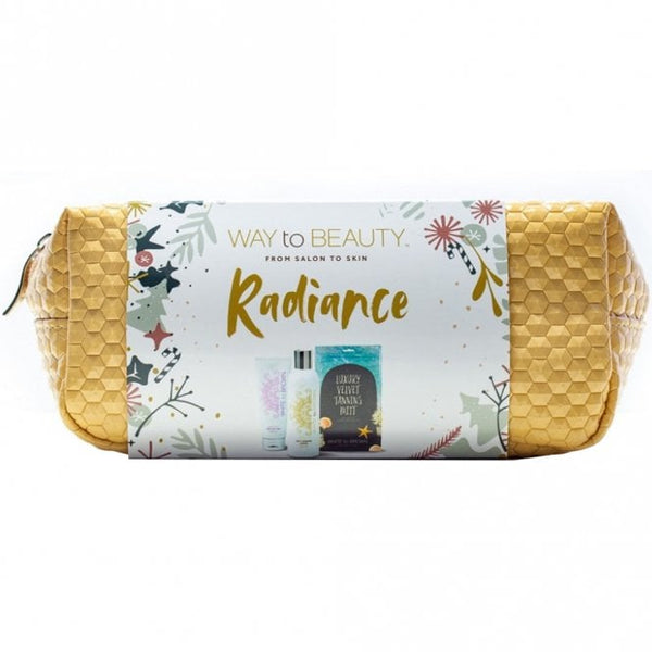 White to Brown Radiance MEDIUM Self Tan Set