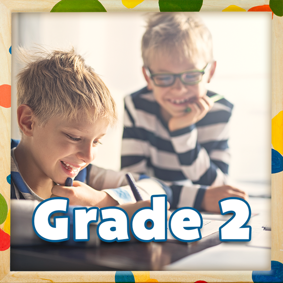 The Canadian Curriculum Press Grade 2