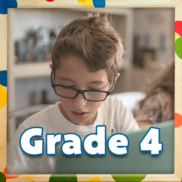 The Canadian Curriculum Press Grade 4 workbook collection builds on important skills learned in previous grades in the areas of reading, writing, and math