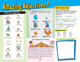 Grade 2 Workbook (Floorpad): Reading, Math and more: Colourful large-format - Canadian Curriculum Press