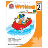 The full-colour CCP Grade 2 Writing workbook helps children practise key writing skills that are part of the Grade 2 curriculum across Canada.  Written by a teacher working in a Canadian classroom, this workbook encourages strong writing skills and prepares young minds for success in the classroom. 64 pages // ISBN: 9781487602864