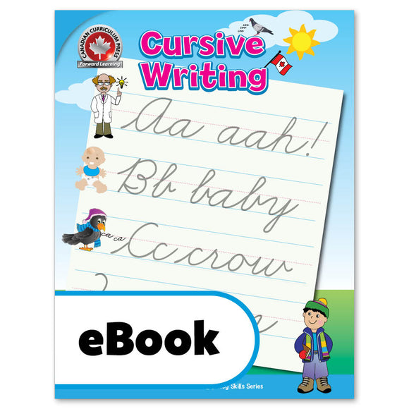 eBook Cursive Writing Workbook