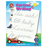 This Cursive Handwriting practice workbook guides your child to learn each new pen stroke by introducing similar letters together and by providing word and sentence practice to reinforce fluid movements. In a short time, your child will be writing and reading cursive handwriting with ease! 64 pages // ISBN: 9781487602932