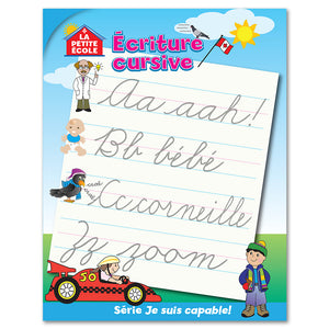 Écriture Cursive - Canadian Curriculum Press