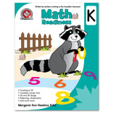 Math Readiness Kindergarten: Counting to 20, Canadian money and time, 2D and 3D shapes, Patterning, classification, and much more! - Canadian Curriculum Press