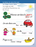 Lecture en première année │French Educational Workbooks - Canadian Curriculum Press