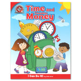 Time and Canadian Money Workbook - Canadian Curriculum Press