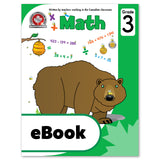 eBook Grade 3 Math Workbook - Canadian Curriculum Press