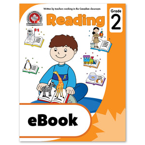 eBook Grade 2 Reading Workbook - Canadian Curriculum Press