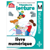 Our La Petite École workbooks are designed to support the mathematics and reading programs offered in Quebec schools. These books can be used during the summer to prepare young learners for the next grade level, or during the school year to review a specific subject. La Petite École workbooks can also be used to help teach French as a second language! They are available for pre-kindergarten, kindergarten and grade 1. Let the French fun begin! 64 page // ISBN: 9781487610135