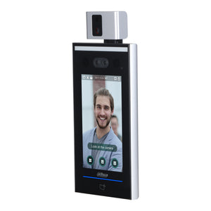 Dahua Temperature Screening Kiosk With Wall Mount - New Age Biohealth