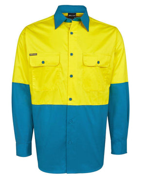 Hi Vis S/S 150G Shirt - New Age Biohealth