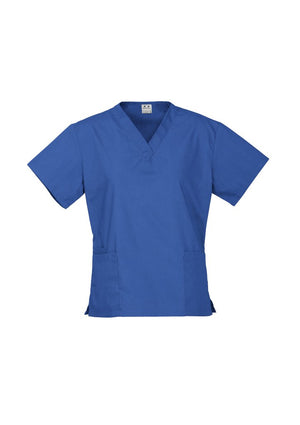 Ladies Classic Scrubs Top - New Age Biohealth