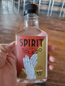 Spirit of Toledo Hand Sanitizer - 200 ml (case of 24)