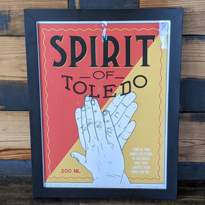 "Limited Edition ""Spirit of Toledo"" Poster"