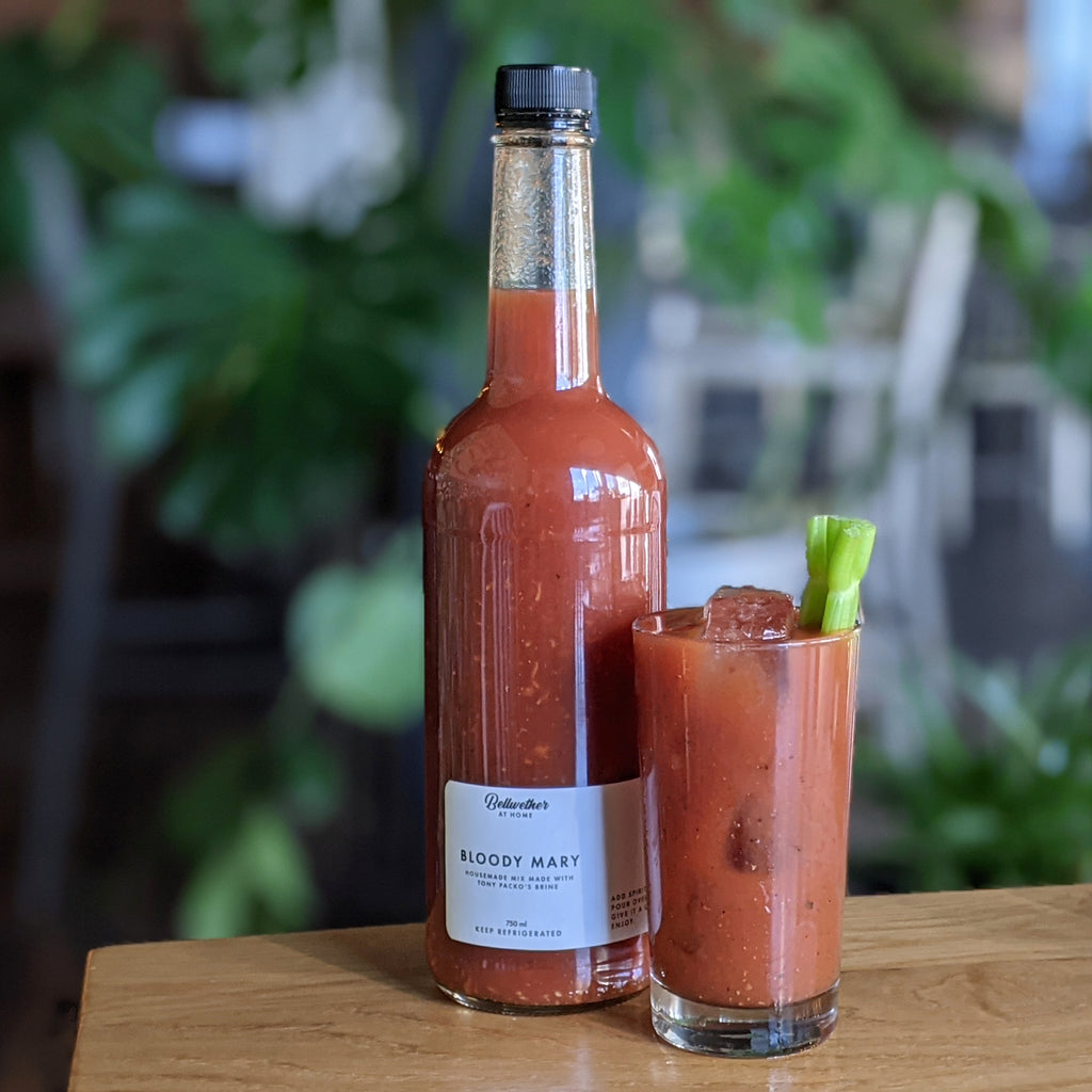 Local Bloody Mary Mix