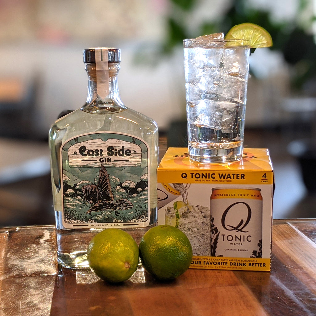 Gin and Tonic Cocktail Kit